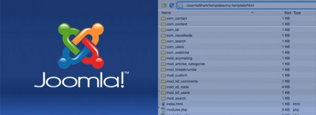 Creating a Template Override in Joomla